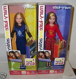 #6565 RARE NRFB Mattel Walmart Mary Kate & Ashley Fashions F