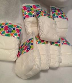 8 Baby Alive Dolls Diapers Pack Spare Parts for Girls Doll T