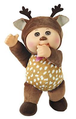 """Cabbage Patch Kids 9"""" Sage Deer Cutie Doll"""