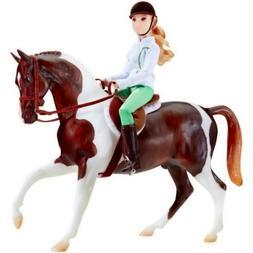 Breyer 90.1787 Lets Go Riding-English