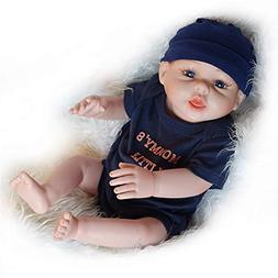 Birdfly Type:9001 22inch Reborn Toddler Smile Baby Doll Sit