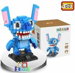 9444 Stitch LOZ Diamond Blocks iBLOCK FUN Mini Building Toys