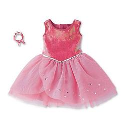 American Girl Isabelle - Isabelle's Sparkle Dress - American