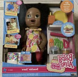 Baby Alive Super Snacks Snackin' Sara African American