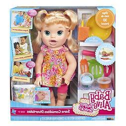 Baby Alive Super Snacks Snackin Sara Blonde