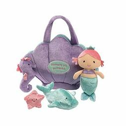 Baby GUND Mermaid Adventure Stuffed Plush Playset, 10""