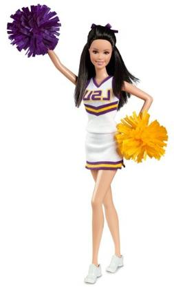 Barbie Collector Louisiana State University Doll