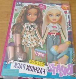 Bratz Deluxe Fashion Pack Style 1: Yasmin and Cloe
