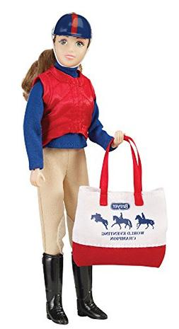 Breyer Sarah Eventing Rider - Limited Edition Traditional Mo