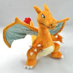 Charizard Pokemon Cute Rare Stuffed Animal Plush Toy Doll 13