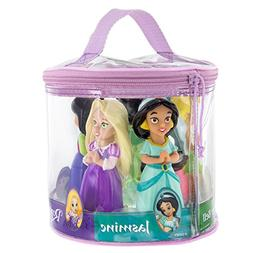 Disney Parks Princess and Fairy Squeeze Toy Set Rapunzel Mul