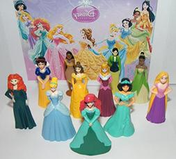 Disney Princess Deluxe Party Favors Goody Bag Fillers Set of