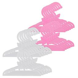 """Dress Along Dolly Doll Clothes Hangers for 18"""" American Girl"""