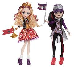 Ever After High School Spirit Apple White and Raven Queen Do