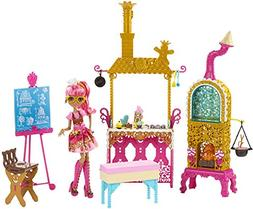 Ever After High Sugar Coated Kitchen with Ginger Breadhouse