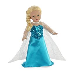 "Fits 18"" American Girl Dolls 