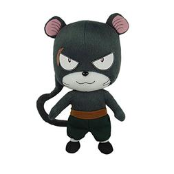 """Great Eastern GE-52541 Fairy Tail Panther Lily 7.5"""" Plush"""