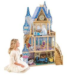 KidKraft Disney Princess Cinderella Royal Dreams Dollhouse-
