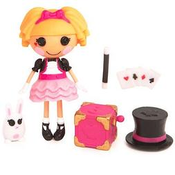 Lalaloopsy 3 Inch Mini Figure with Accessories Misty Mysteri
