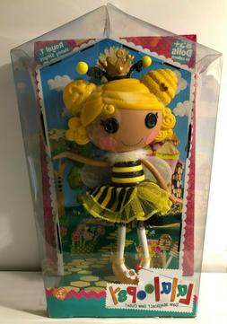 Lalaloopsy Doll- Royal T. Honey Stripes