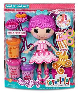 Lalaloopsy Hair-Dough Activity Doll - Tress Twist 'N' Braid