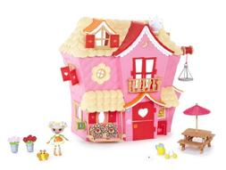 MGA Mini Lalaloopsy Sew Sweet House Playhouse with Exclusive
