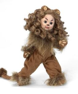"Madame Alexander 8"" New Cowardly Lion, The Wizard of Oz Coll"