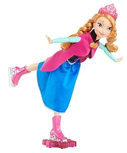 Mattel Disney Frozen Ice Skating Anna Doll