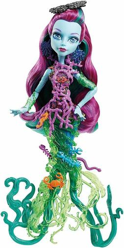 Monster High Great Scarrier Reef Down Under Ghouls Posea Ree