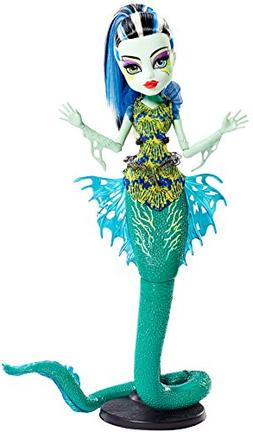 Monster High Great Scarrier Reef Glowsome Ghoulfish Frankie