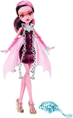 Monster High Haunted Getting Ghostly Draculaura Doll
