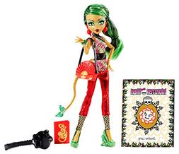 Monster High New Scaremester Jinafire Long Fashion Doll