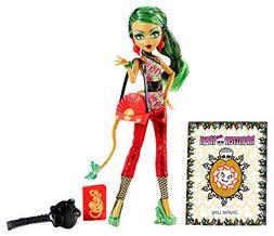 Monster High New Scaremester Jinafire Long Fashion Doll