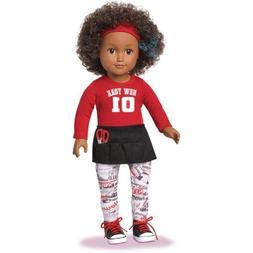 My Life as a Hair Stylist Doll, African American