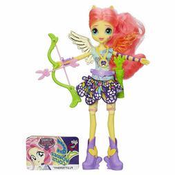 My Little Pony Equestria Girls Archery Fluttershy Doll