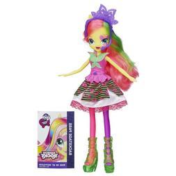 My Little Pony Equestria Girls Neon Rainbow Rocks Fluttershy