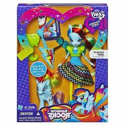 My Little Pony Equestria Girls Rainbow Dash Doll and Pony Se