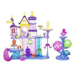 My Little Pony: The Movie Canterlot & Seaquestria Castle wit