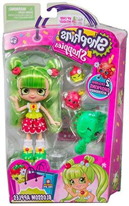NEW - Season 8 - Shopkins Shoppies - BLOSSOM APPLES - World