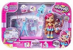 Shopkins - Zoe Zooms slfie Stopover - World Vacation