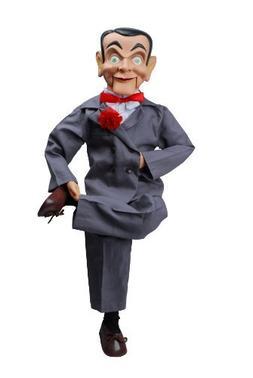 "Slappy Dummy, Ventriloquist Doll ""Star of Goosebumps"", F"