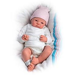 The Ashton-Drake Galleries Sandy Faber Welcome To The World
