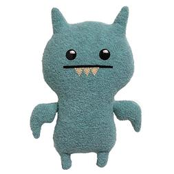Uglydoll Origins Ice Bat Blue Plush