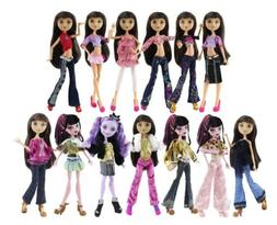 ZITA ELEMENT Lot 10 Pcs Fashion Clothes Outfit for 10'' Doll