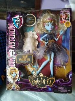 Monster High Abby Bominable 13 Wishes Doll