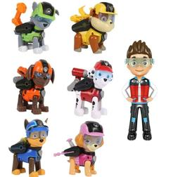 Paw Patrol Action Pack Pups Figure Dolls set Mission Paw Ryd
