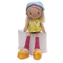 Addy 17 Blonde Hair Plush Soft Doll