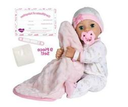 "Adora Adoptable Baby Doll ""HOPE""   NRFB 16inch Weighted Baby"