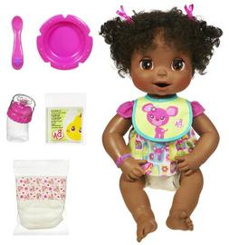 Baby Alive African American Doll