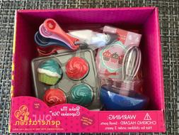 """AG Our Generation * Bake Me Cupcakes Set * 18"""" Girl Doll Acc"""